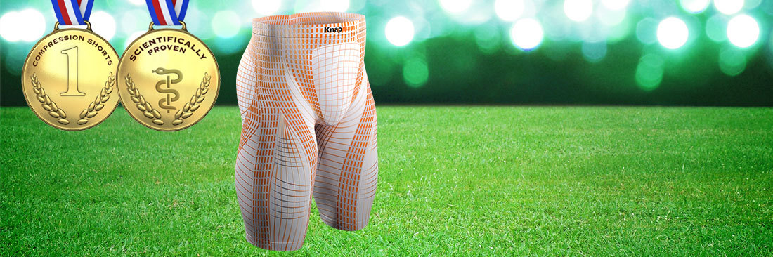 <strong>#1 Compression Shorts</strong><p><small>Scientifically Proven</small></p>