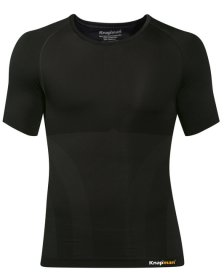 Knap'man compression shirt crew neck black