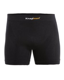 Knap'man Comfort Boxer Two-pack black