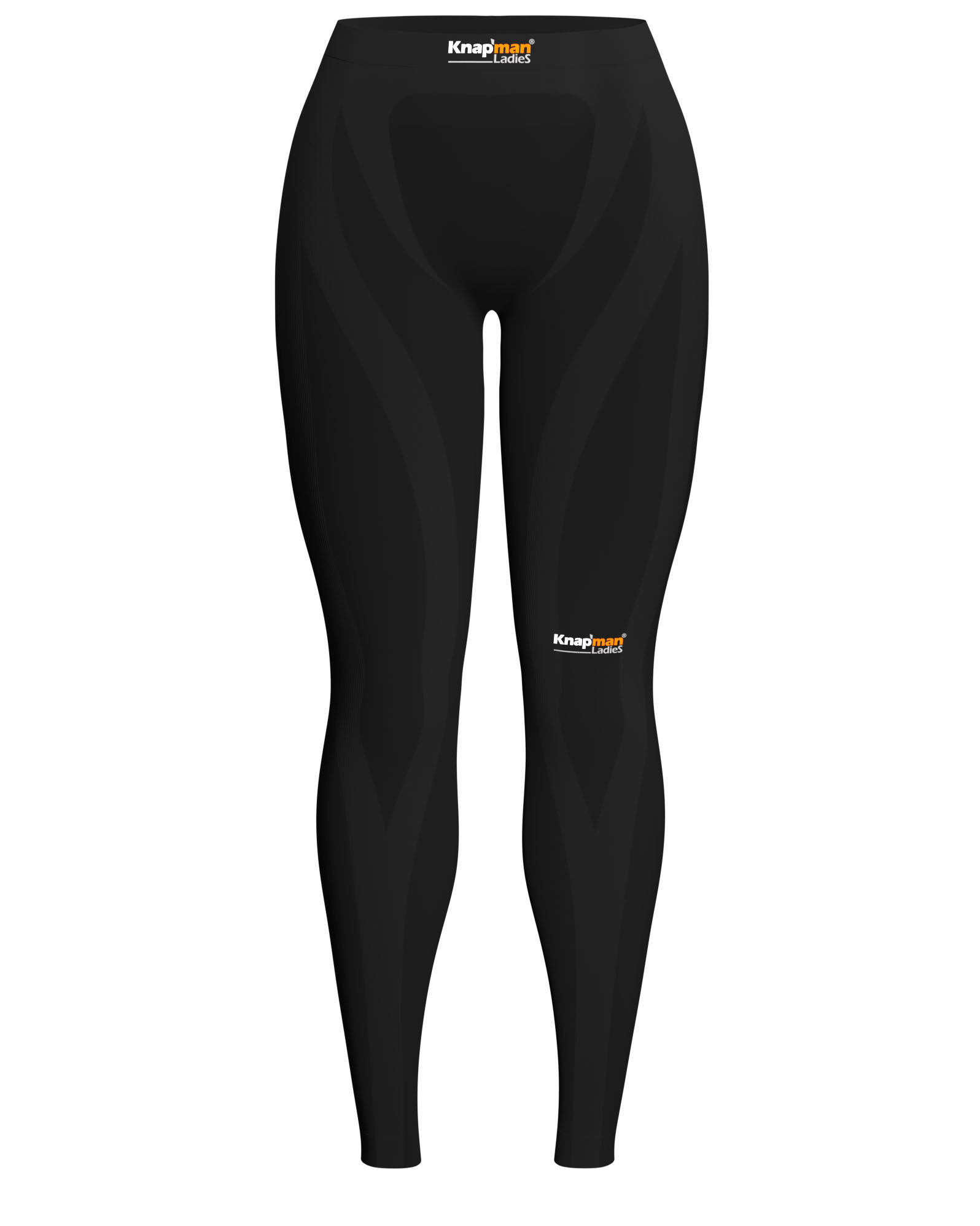 Knap'man Ladies Zoned Compression Tights 45%
