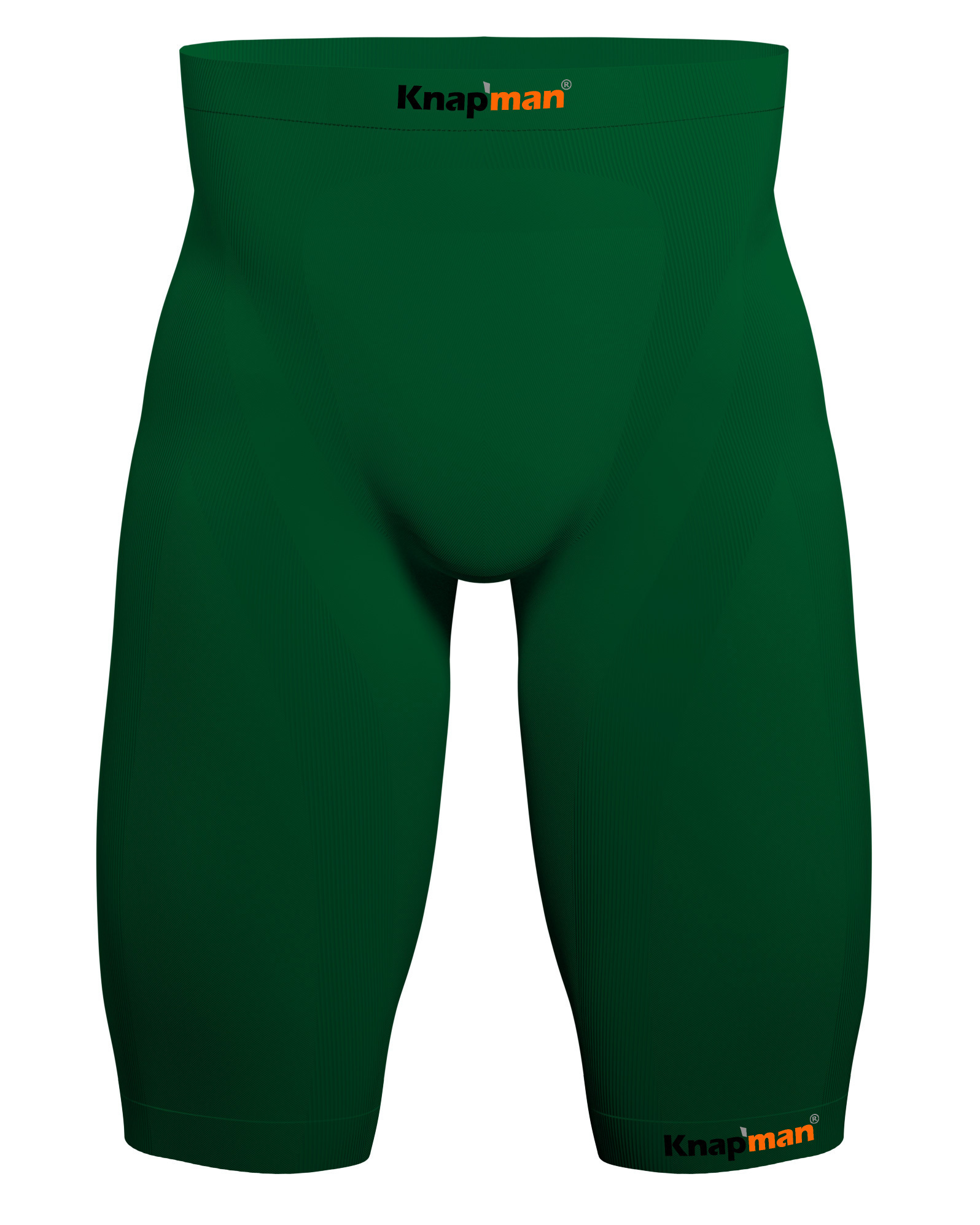 Knap'man Zoned Compression Short USP 45% green