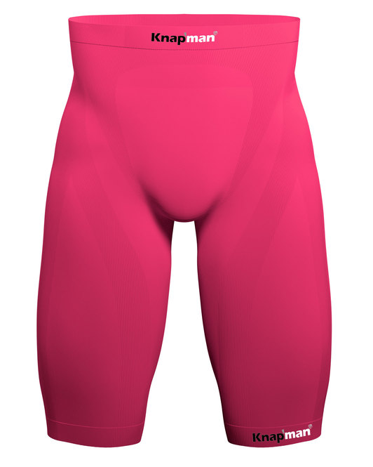 Knap'man Zoned Compression Short USP 45% pink