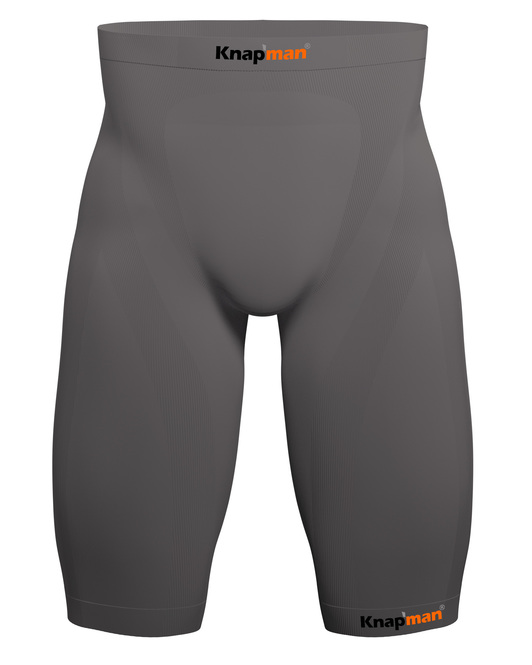 Knap'man Zoned Compression Short USP 45% grey